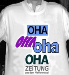 OHA Shirt