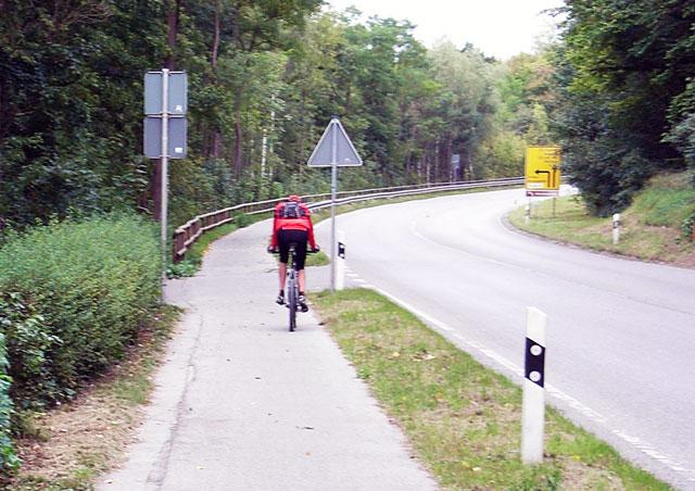 Radweg Schongau Peiting
