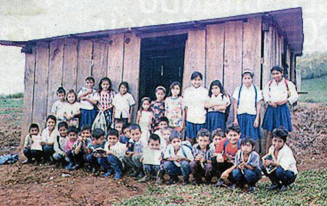 Honduras Schule