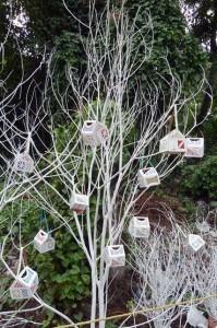 Weihnachtsbaum auf Haiti