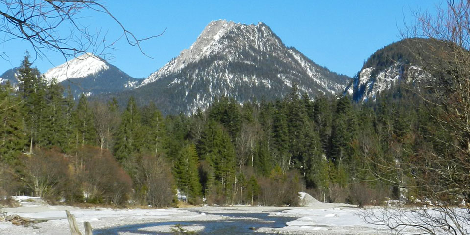 Ammergebirge Titel