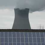 Foto: Gundremmingen Atomkraft Solarstrom
