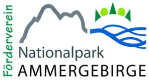 Logo: Föderverein Nationalpark Ammergebirge