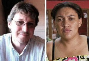 Die Organisation urgewald hat Paul Corbit Brown (USA) und Maira Mendez (Kolumbien) eingeladen, um involvierte deutsche und europäische Konzerne zu informieren. Ihre Erfahrungen sollen die Unternehmen zum Ausstieg aus diesen verwerflichen Geschäften drängen.