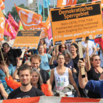 Foto Demo CETA