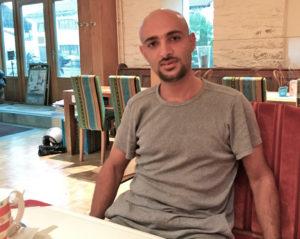 Assad Ibrahim (Foto: Christian Saling)