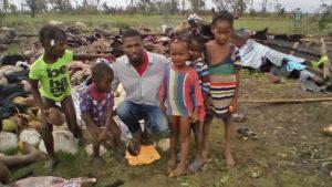 Familie Haiti