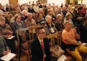 Vortrag: Publikum