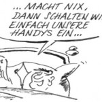 Handy Cartoon Pfeffer