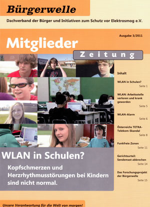 Bürgerwelle Ausgabe 3/2011