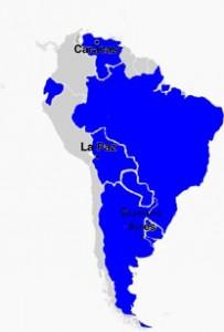 Südamerika