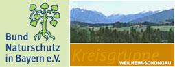 Bund Naturschutz Kreisgruppe Weilheim-Schongau