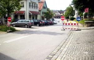 Peiting Hauptplatz