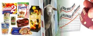 Transparenz Lebensmittel Titel