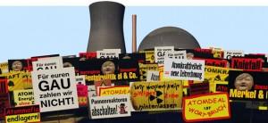 Anti Atomdemo Titel