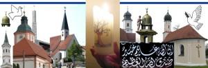 Kirchen und Moscheen