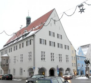 Schongauer Rathaus