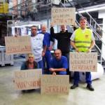 Streik Kreisbote Foto2