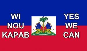 Yes we can Haiti