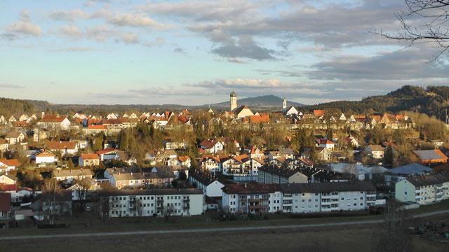 Die Stadt Schongau