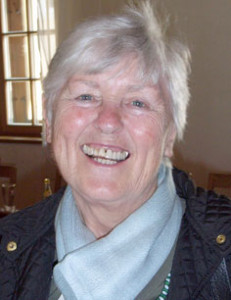 Autorin Maria Möhrle