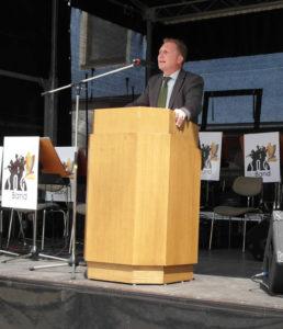 Foto Bürgermeister Sluyterman