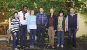 Foto Haiti Vorstand