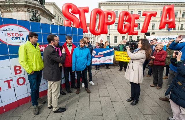 Foto: Stop CETA