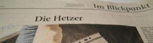 Foto: Die Hetzer, Münchner Merkur