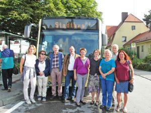 Stadtbus Schongau